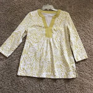 Charter Club, size large top